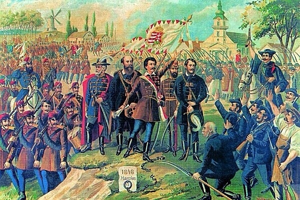 Revolutions of 1848 *Most important*