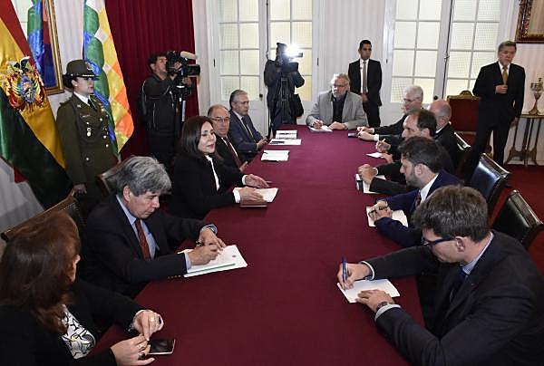Bolivia y UE retoman el diálogo político tras impasse diplomático