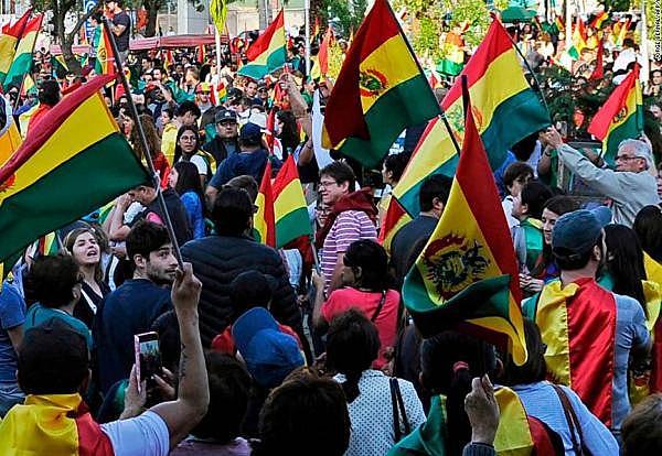 Plataformas ciudadanas anuncian marcha pacífica el 22 de enero en defensa de la democracia