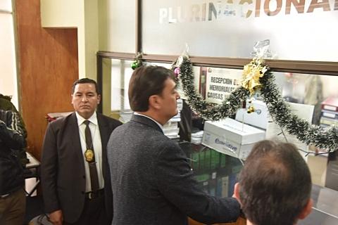 Procuraduría solicita al TCP anular sentencia que avaló reelección de Morales