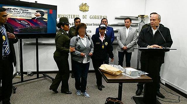 Fiscalía pide cárcel para supuesta empleada de Quintana acusada por sedición