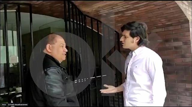 Romero es visto en Sopocachi y Murillo asegura que puede circular normalmente