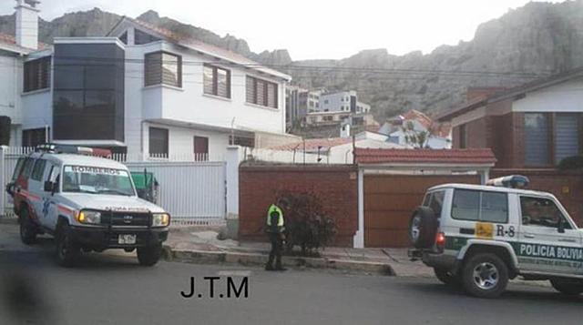 Evacúan al exministro Romero por temas de salud