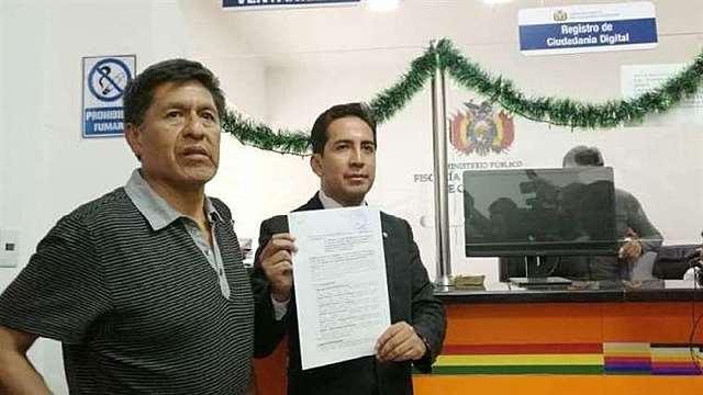 Denuncian a exmagistrados que validaron la reelección de Evo Morales