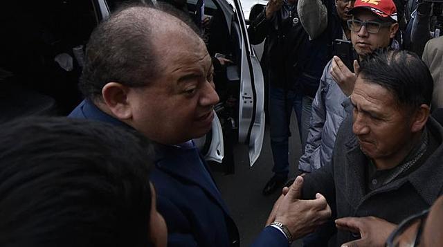 Carlos Romero se declara inocente en el inicio de su audiencia de acción de libertad