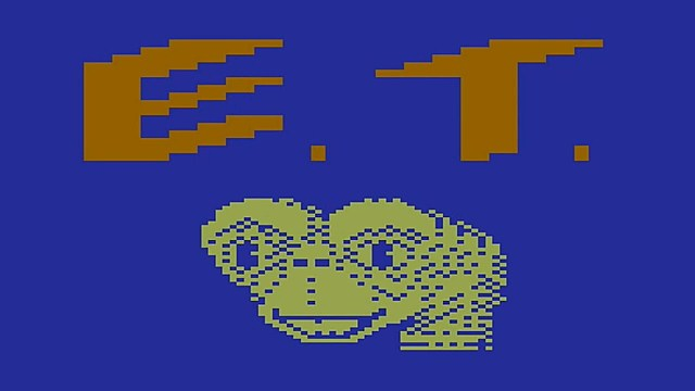 The infamous Atari Game