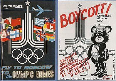 Boycotte des Olympiques de Moscou