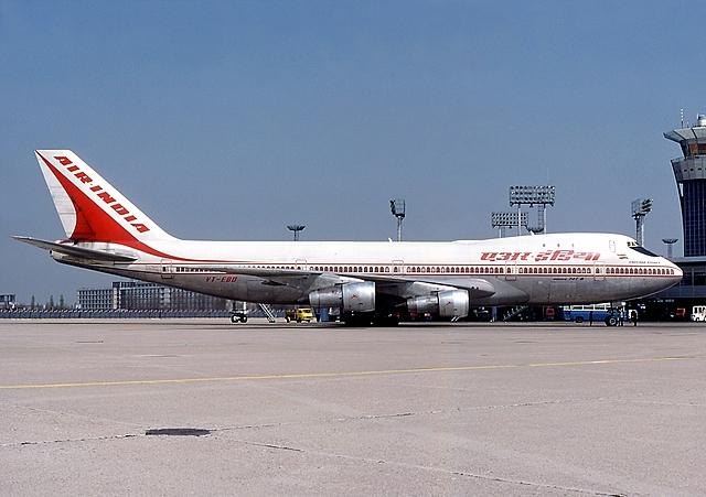 Écrasement de l'avion Air India 182