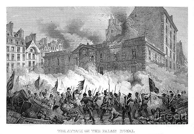 Start of the French Revolution *Most important*