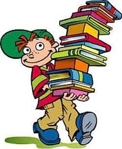 Scelta e ritiro dei libri da leggere