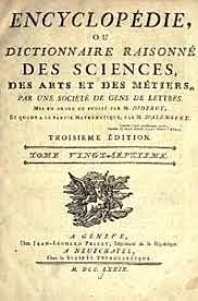Entziklopediaren lehen alea