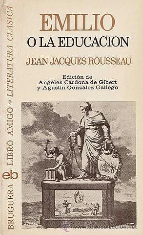 J.J. Rousseau: Emilio