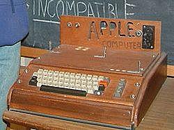 Computador Apple I.