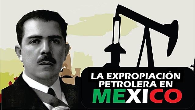 Expropiación petrolera (1938)