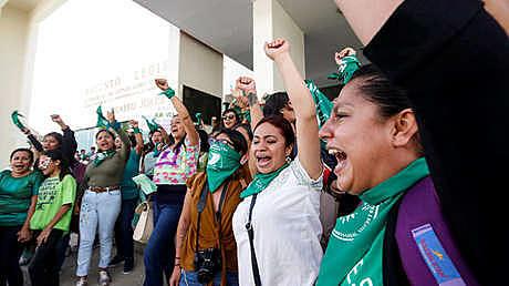 Se aprueba reforma de Aborto (2007)