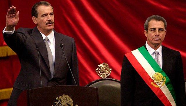 Del PRI al PAN (2000)