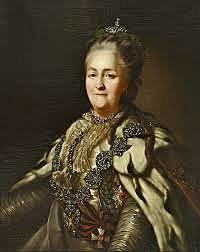 Katalina II. Errusiako Enperatriza
