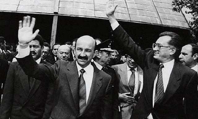 Fraude en elecciones (1988)