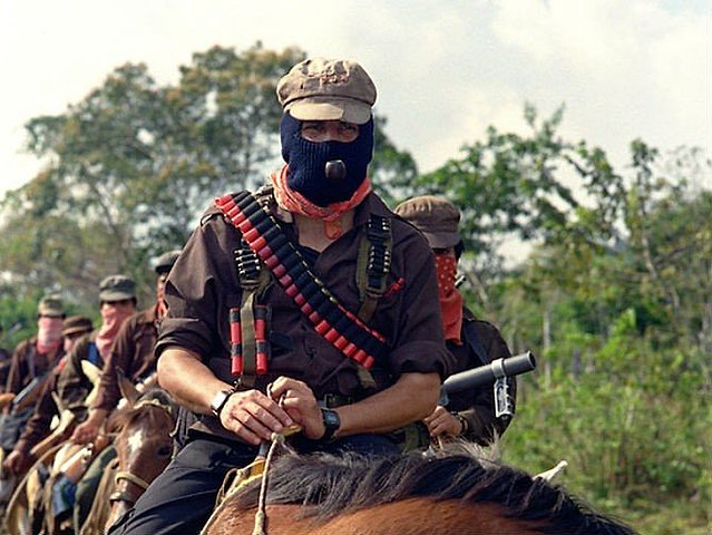 Movimiento Zapatista (1994)