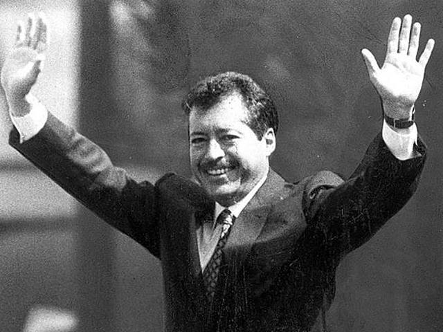 Asesinato de Luis Donaldo Colosio (1994)