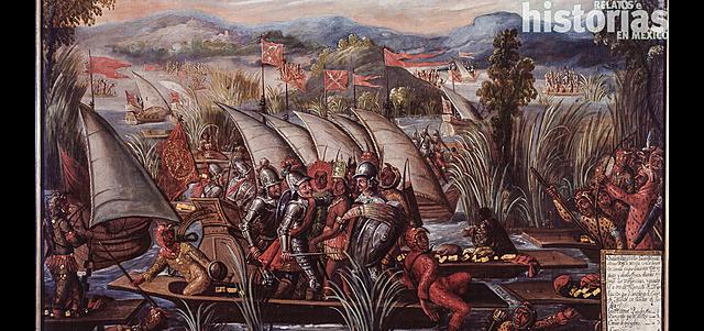 Capture of Cuauhtémoc