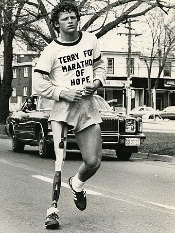 Course Terry Fox,