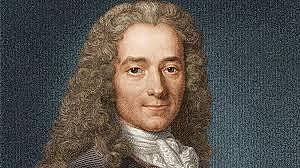 Voltaire: Luis XVl.aren mendea