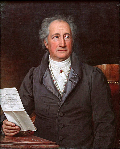 Goethe: Werther gaztea