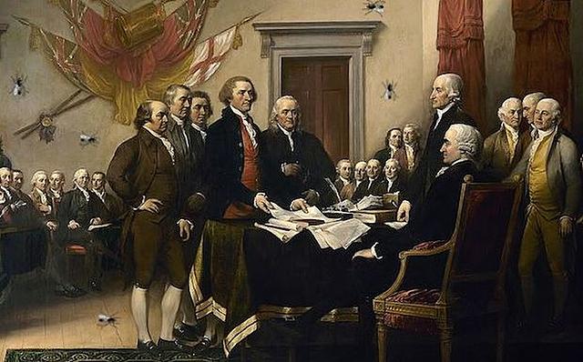Ameriketako Estatu Batuetako Independentzia Deklarazioa