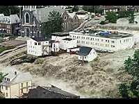 Inondations de Chicoutimi