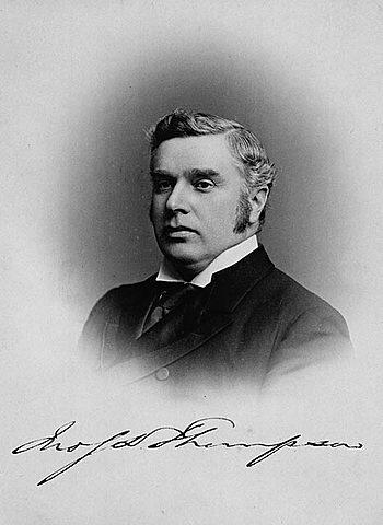 Mandat de Sir John Thompson