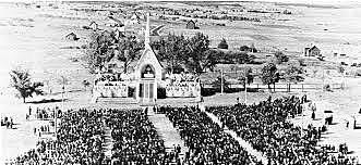 Première Convention National des Acadiens,