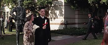 Forrest Graduates From College