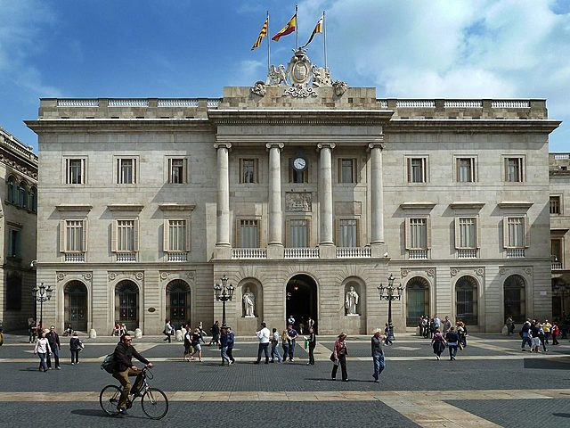 Republicanisme a l'Ajuntament de Barcelona