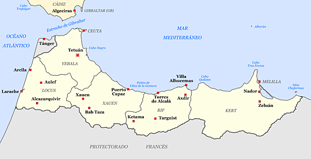 Nova campanya militar al Marroc
