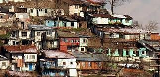 Rapid urban migration
