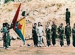 PKK in southeast