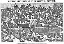 Creació Unió Federal Nacionalista Republicana