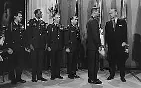 Forrest Receives Congressional Medal of Honour and Leaves Vietnam
