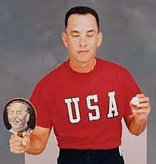 Forrest Becomes National Ping Pong Champion