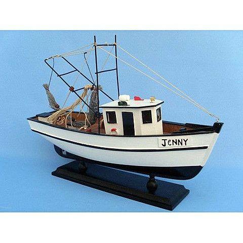Forrest Buys a Shrimping Boat