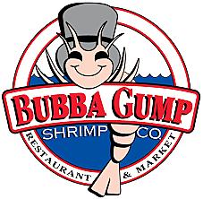 Forrest Launches Bubba Gump Shrimp