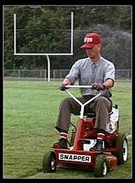 Forrest Retires From Shrimping and Mows Lawns