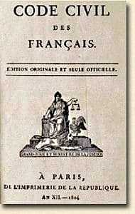 Derecho Francés