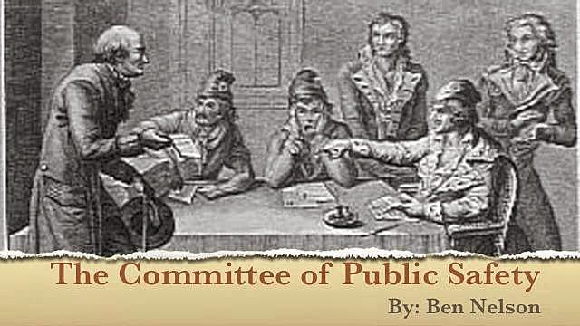 El Comité de salvación pública