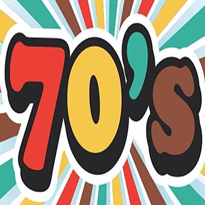 El rock dels anys 70 timeline