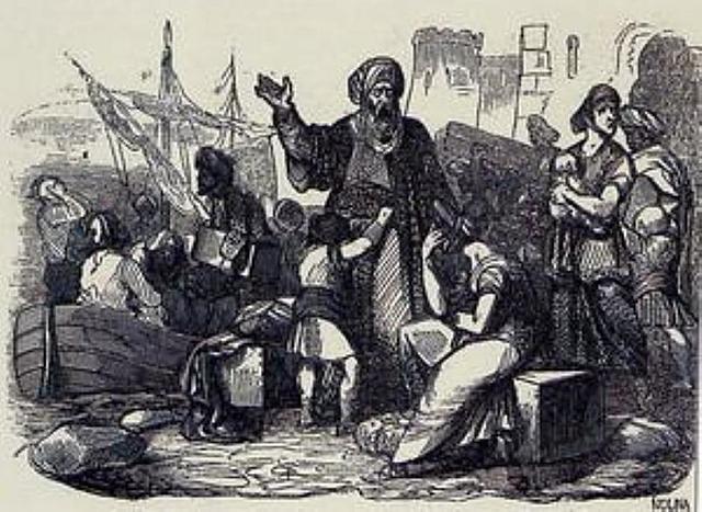 Conversión de los judíos