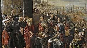Start of the Thirty Years' War