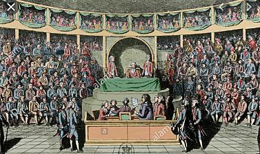 La convención Nacional