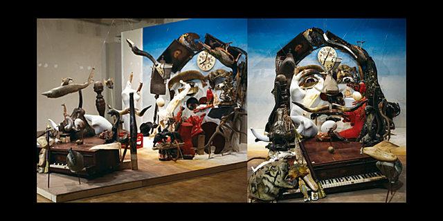 "Prof - Le recyclage / Bernard Pras: ""Dali"""